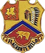 1st battalion 83rd Artillery US Army